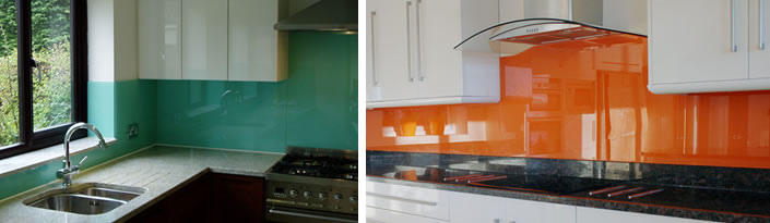 Glass Worktops, Splashbacks and other products - Craftsman ...