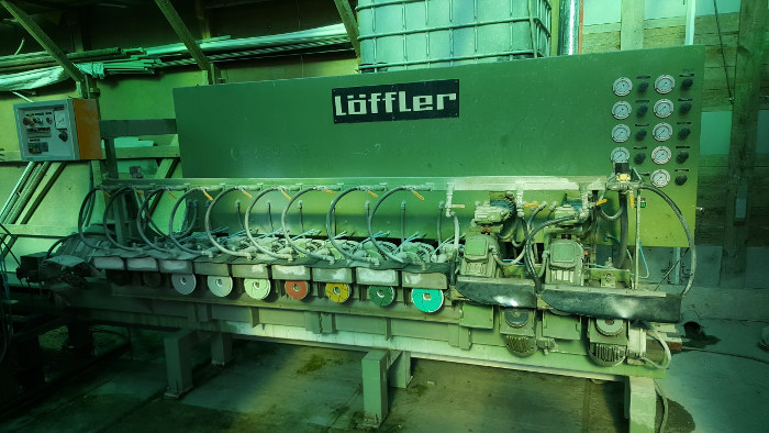 Stone And Granite Worktop Machinery For Sale